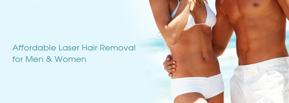 Laser Hair Removal For men and Women Toronto